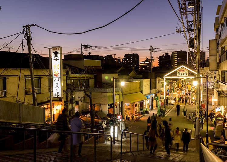 도쿄 현지인들의 평범한 삶을 살펴볼 수 있는 대표적인 동네 4곳!