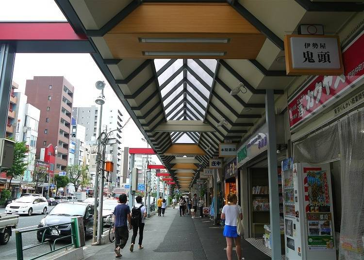 Kiyosumi-Shirakawa and Monzen-Nakacho: Charming Shopping Streets and Enigmatic Temples