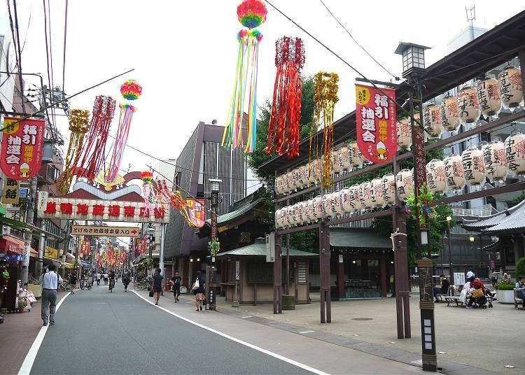 3. Sugamo: the Harajuku of Seniors