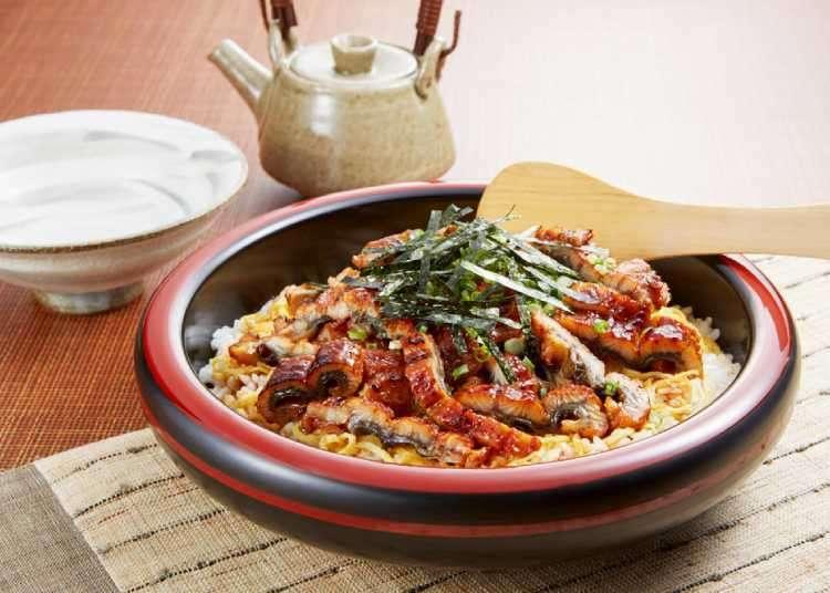 Tokyo's Top 4 Restaurants to Try Unagi, Japanese Eel