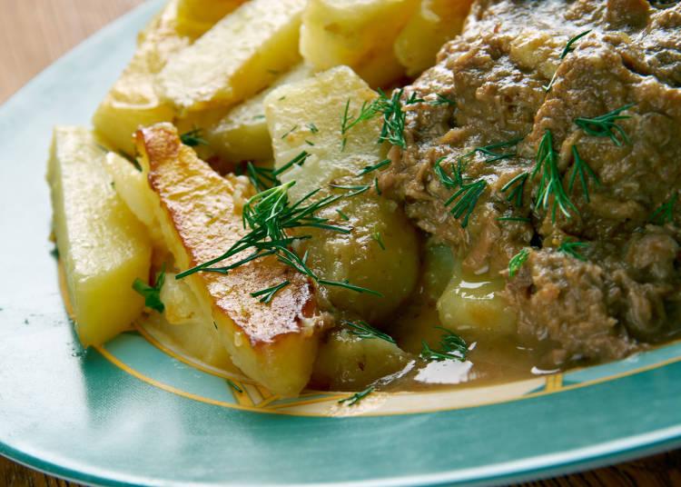 ベルギー人が選んだのは母国の郷土料理「ストーフレース」