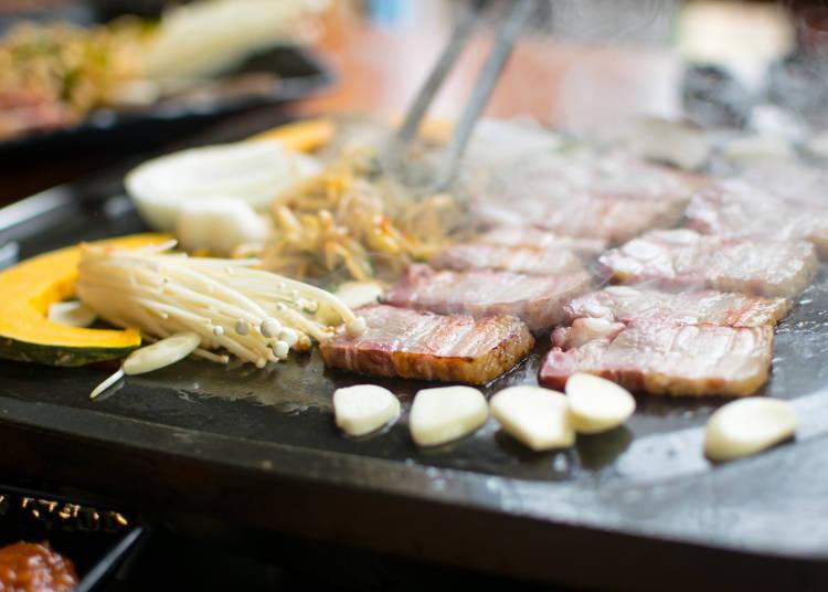 韓国人が最後に食べたいのは「サムギョプサル」!