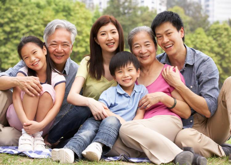 6:親に対しての敬意がちょっと薄い