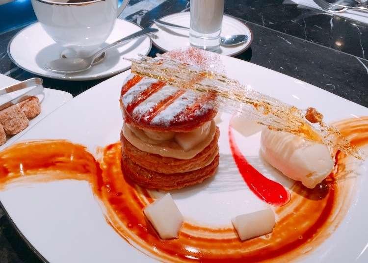 在东京遇见法式甜点 内行人才知道的大师级甜食