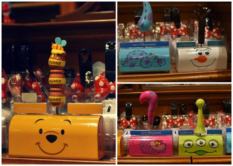 Adorable Disney Character Broom and Dustpan Sets
