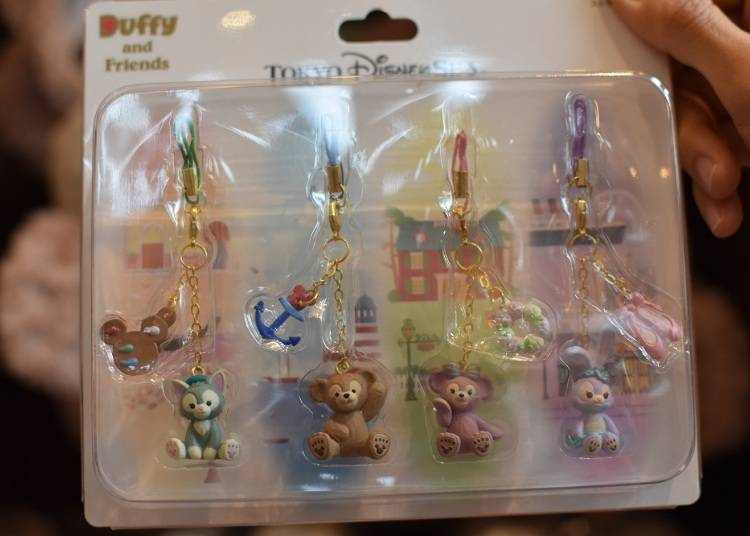 Duffy and Friends Pair Straps