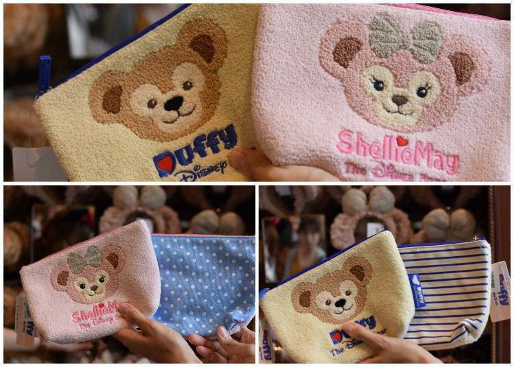 Duffy and ShellieMay Pouches