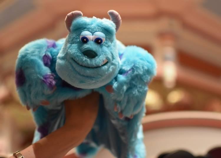 Disney Character Plushies
