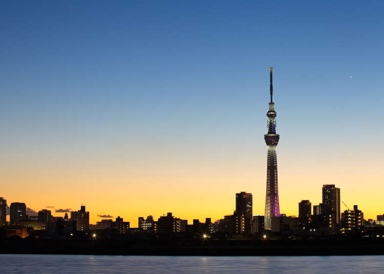 Tokyo Solamachi: The Shopping & Gourmet Paradise at the Foot of Tokyo Skytree