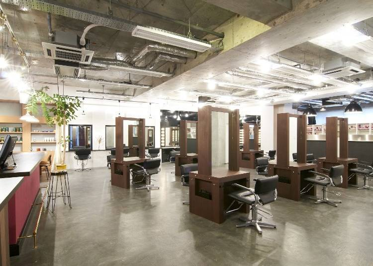 Assort Tokyo: the International Hair Salon that Celebrates Diversity