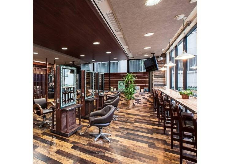 Pia Hair Salon Tokyo: Hair Care from California