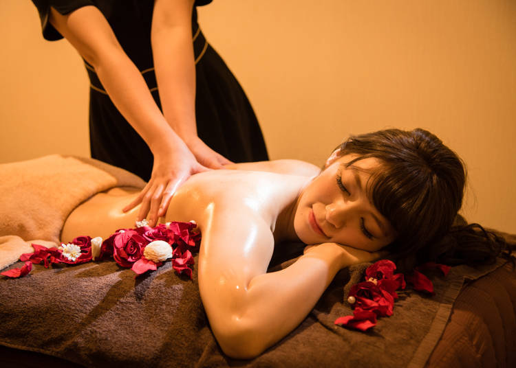 L'embellir: Beauty and Relaxation in the Heart of Tokyo