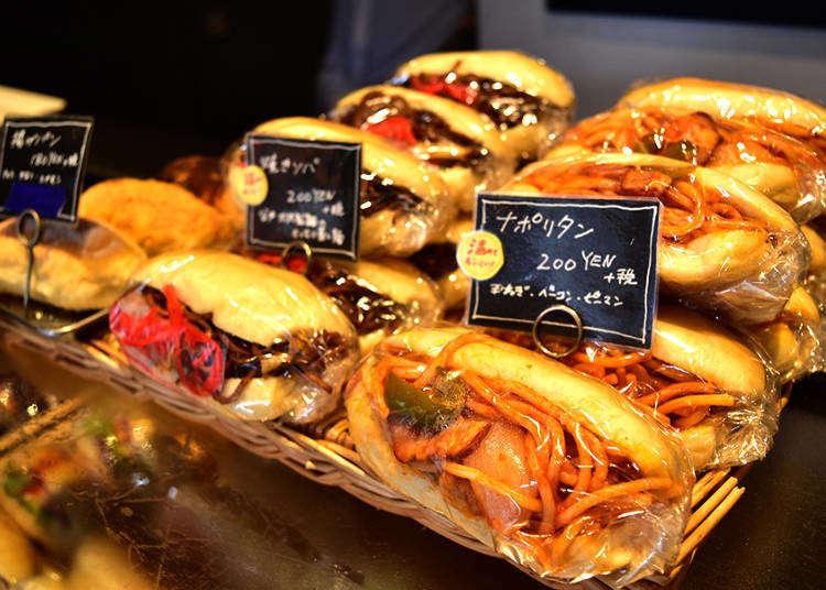 滿滿的餡料!上野人氣夾心麵包專賣店10種甜鹹口味大評比!