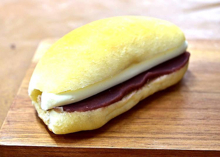 """甜點果然是裝在另一個胃!就讓""""甜點類""""麵包帶來幸福感受吧♡"""