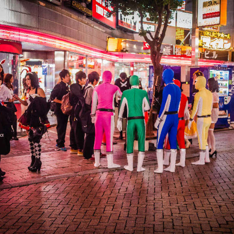 Halloween in Japan: A Colorful Cosplay Culture of its Own!