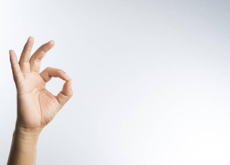 ・日本人の「OKサイン」はフランス人にとって「無価値」の意味