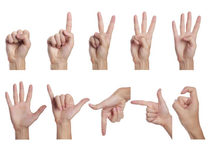 ・中国のハンドサイン「9」は、日本人にとっては意外な意味に
