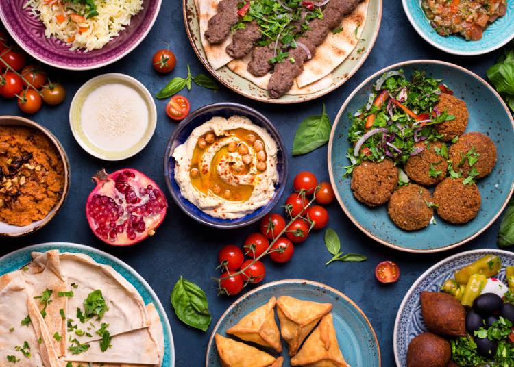 ・イスラム教徒、ヒンドゥー教徒、ユダヤ教徒、それぞれに食べられない食材が