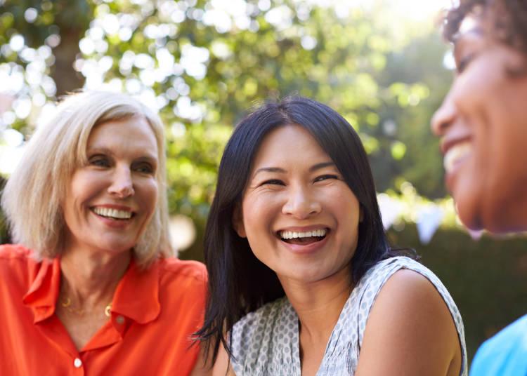 ・韓国人は会話相手の年齢を気にするが、欧米人はまったく気にしない