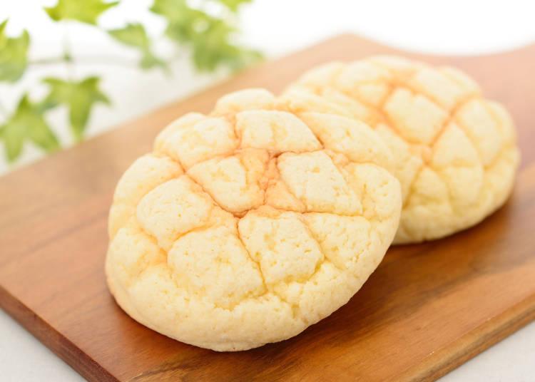 行列に並んで手に入れたい、サクサクほろほろの焼きたて「メロンパン」が人気No.1