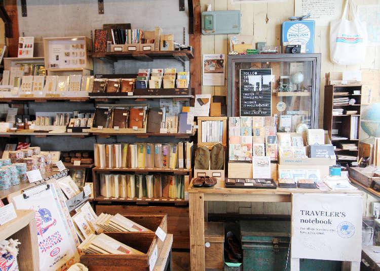 体验日系文具的独特魅力!来东京一定要前往的3家文青风文具店