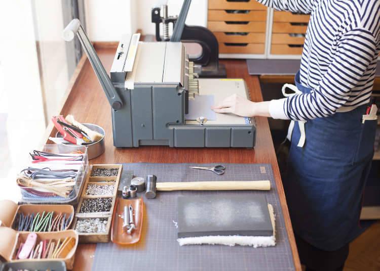 藏前 | 文青的专属配件 有温度的职人工艺文具「Kakimori」