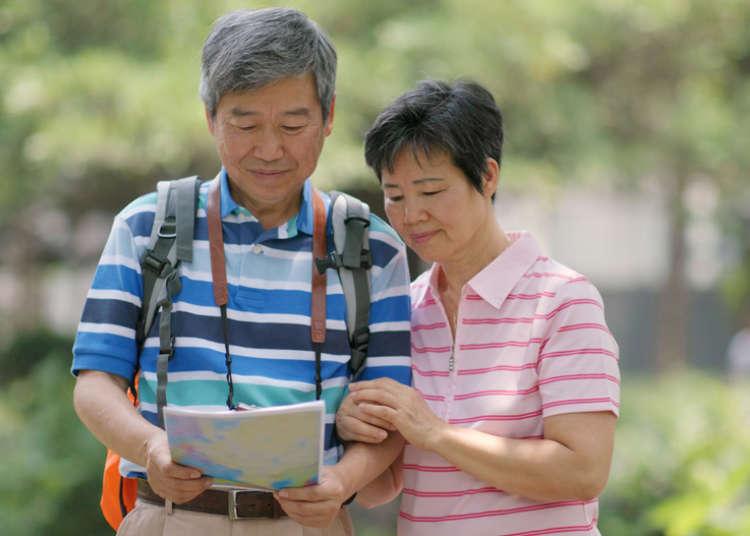 帶著爸媽自助遊東京 孝親之旅行程安排就要這樣做!