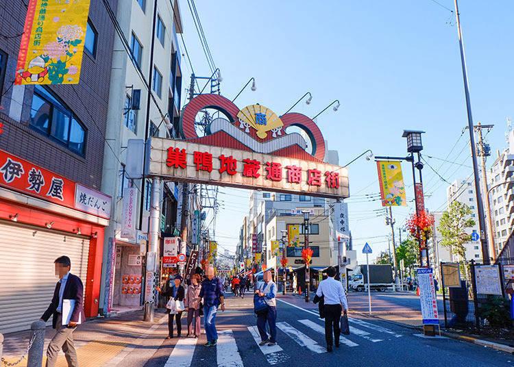 給喜歡探尋親切的市井生活氣息的長輩安排的老街、商店街觀光 :