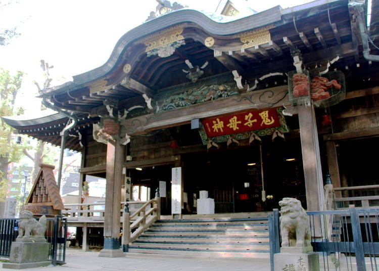 (Kishibojinmae Station) Kishimojin Temple: How a Demon's Daughter Became a Deity