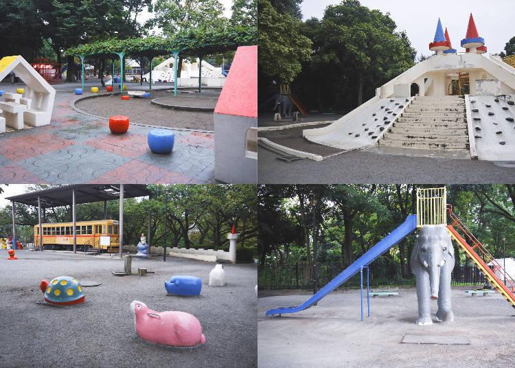 王子駅前車站:飛鳥山公園