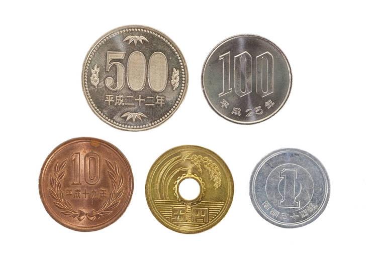 2. Coins are actually convenient!?