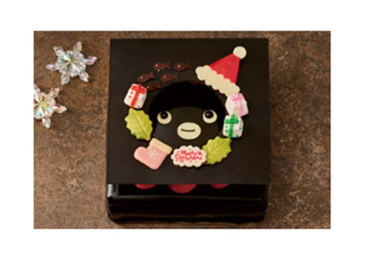 昨年500個完売の人気シリーズ!Suicaのペンギン クリスマスケーキ/ホテルメトロポリタン