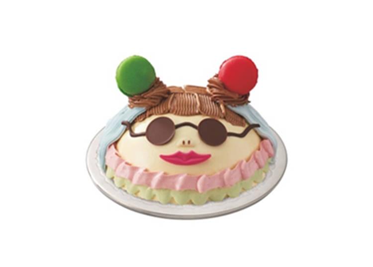 SNS映え間違いなし!渡辺直美の世界観があふれるケーキが登場/イオン