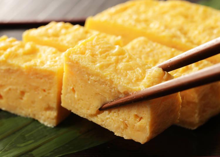 1.「甘っ……」卵焼きの味が、想像と違っていた…
