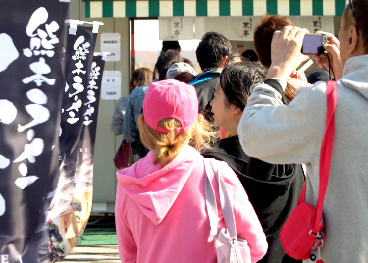 Experience the Cheerfulness of Tokyo Ramen Show