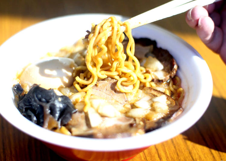 Local Japanese Ramen Specialties from Every Corner of the Country!