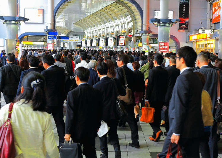 アメリカ人男性が日本の会社の面接を受けてショックだった10の理由
