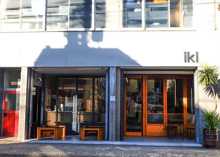 自家烘焙的好咖啡配高質感的早午餐 人氣職人咖啡「iki ESPRESSO TOKYO」