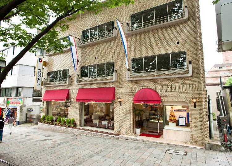 Colombin, Harajuku: A Sweet Fusion Between France and Japan