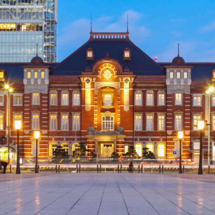 到東京車站來一定不容錯過!「東京車站」周邊的觀光景點推薦