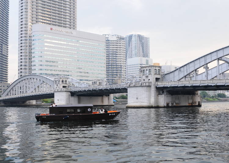 Riverboat Mizuha – Getting to Know Tokyo by Boat