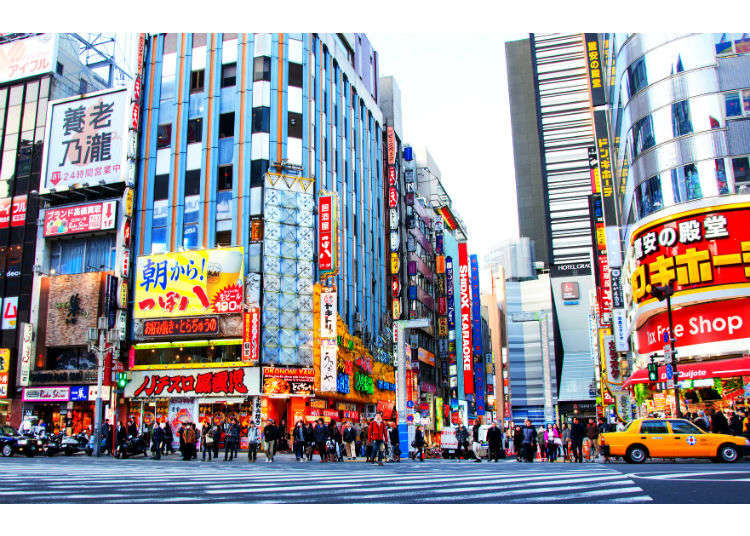Shinjuku's Top 10 Essential Spots & Secrets for Sightseeing like a Local!