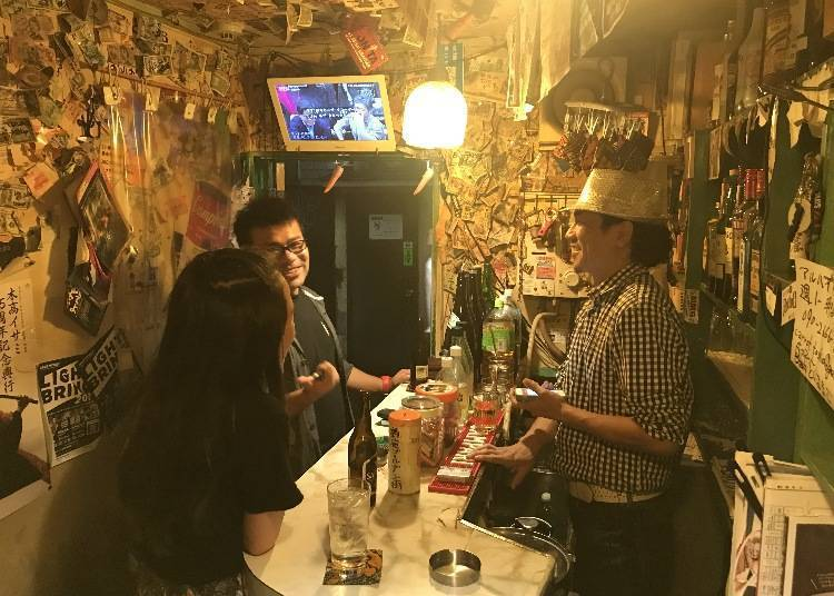 6. Golden Gai – The Tiny Wonderland of Pubs and Bars
