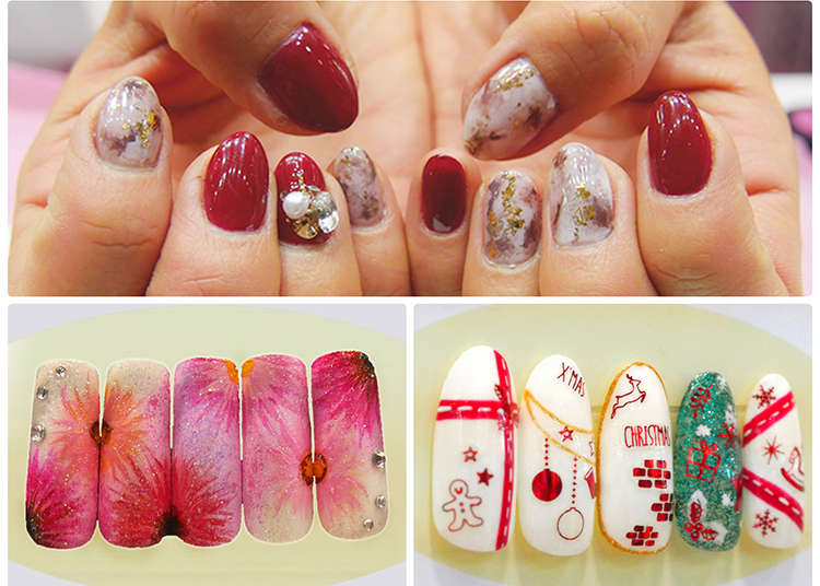 These are the Hottest Nail Trends Coming Out of Tokyo for 2018