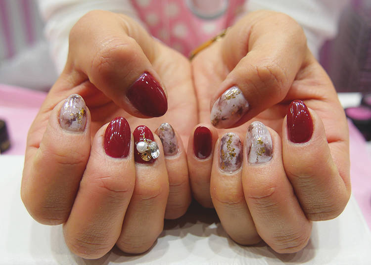 These are the Hottest Nail Trends Coming Out of Tokyo for 2018 ...