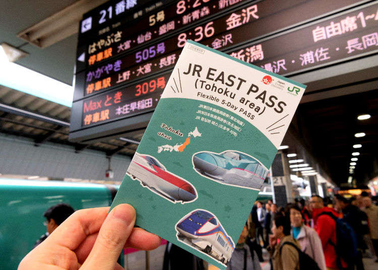 How to Save Money with Japan's Amazing Rail Passes!