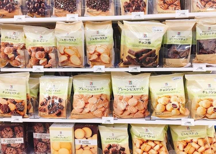 日本7-11限定必買 不買對不起自己的10大零食