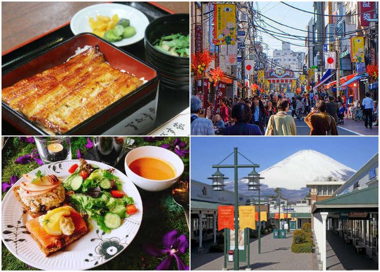 让你百玩不腻! 9种享乐东京的方法及推荐景点