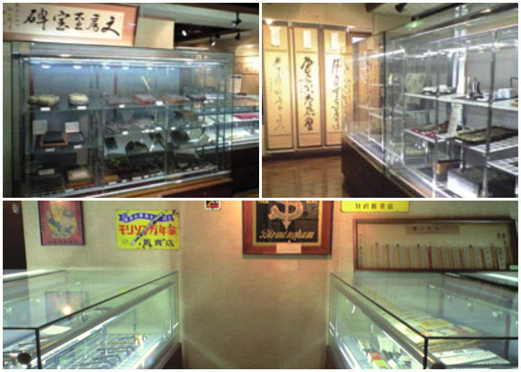 Asakusa-bashi: Japan Stationery Museum