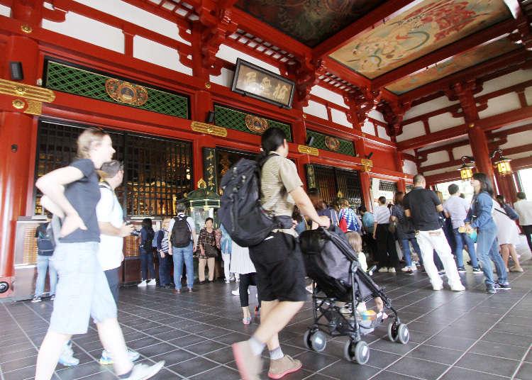 帶著小baby也能輕鬆跑跳,淺草家族旅行完整攻略!